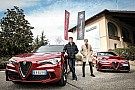 Формула 1 Леклер и Эрикссон съездили в гости к Alfa Romeo: фото