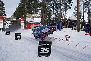 WRC Leg звіт Ралі Швеція: Ньовілль виграв гонку та став лідером сезону