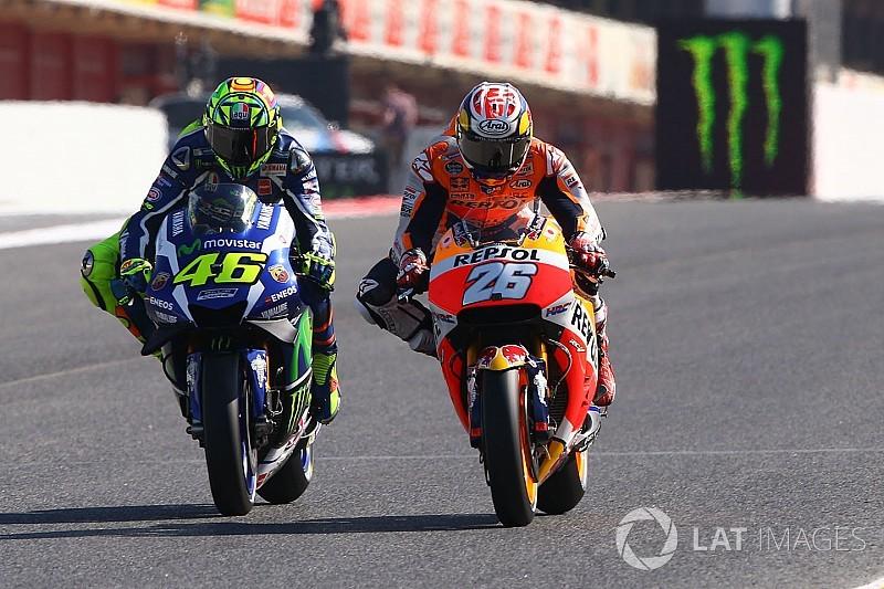 Rossi: Pedrosa merecia um título da MotoGP,