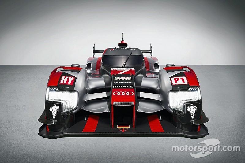 Video: Audi reveals details of new Audi R18 WEC challenger