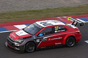 Lopez to start Race 1 last after engine change