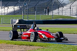 Indy Lights Testing report Grist, Franzoni, Verhagen lead second MRTI test day at IMS