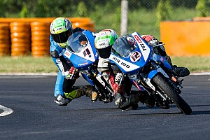 Chennai III Super Sport: Subramaniam leads TVS 1-2-3 in both races