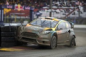 Global Rallycross News Rahal Letterman Lanigan Racing to enter Global Rallycross Series
