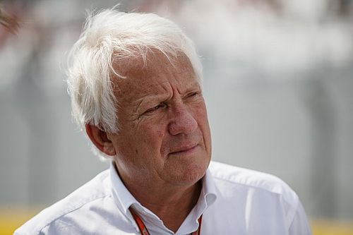 F1 race director Charlie Whiting dies aged 66