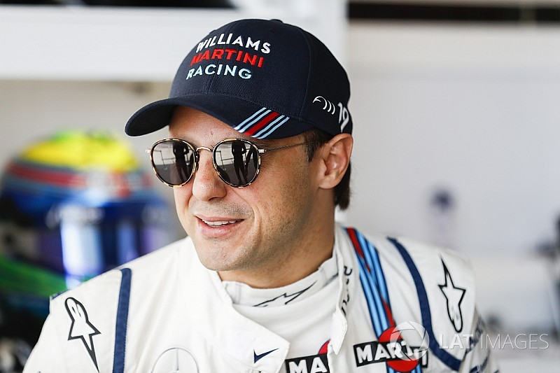 Massa: Espero que a F1 fique para sempre no Brasil