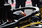 Формула 1 В Renault изменили шлемы пилотов ради аэродинамической выгоды
