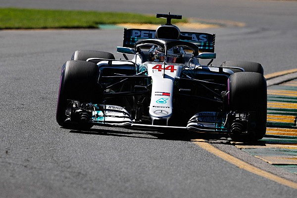 Formule 1 Résumé d'essais libres EL2 - Hamilton confirme, la lutte à trois se précise