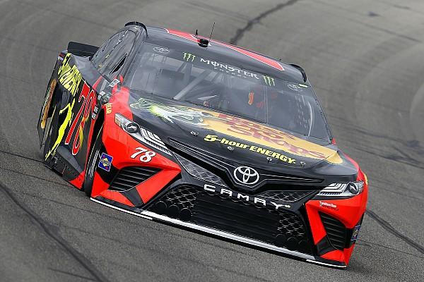 NASCAR Sprint Cup Crónica de Carrera Martin Truex Jr. gana la primera etapa en Fontana