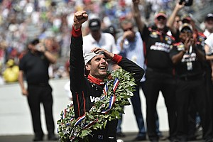 IndyCar Новость Победа в Indy 500 принесла Пауэру 2,5 миллиона долларов
