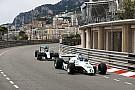 Keke ve Nico Rosberg, Monaco'da piste çıktı