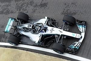 Primera imagen del nuevo Mercedes de 2018