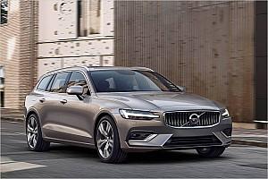 Automotive News Der neue Volvo V60 kommt