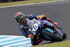 Supersport News Supersport-WM: Randy Krummenacher und Sandro Cortese auf dem Podium