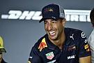 Formel 1 Ricciardo dementiert: Keine Exklusiv-Vereinbarung mit Ferrari