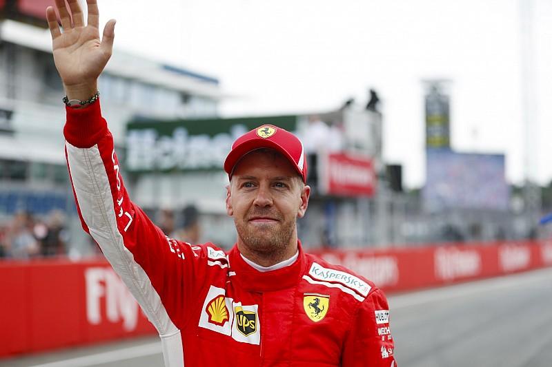 Vettel voor eigen publiek naar pole, drama bij Hamilton, Verstappen P4