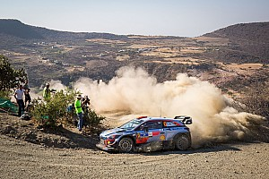 WRC Resumen del tramo Sordo lidera la mañana del viernes