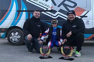 Українець очолив чемпіонат Іспанії з картингу