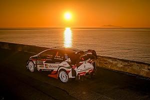 WRC Motorsport.com hírek Újabb képek érkeztek a Francia Raliról