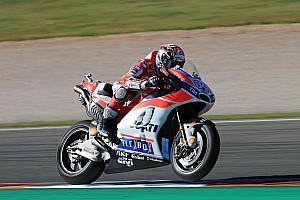 MotoGP Важливі новини Довіціозо: Ми маємо вичавити максимум із тестів у Хересі