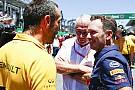 Renault, Red Bull ve McLaren'dan faydalanmayı umuyor