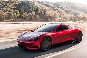 Automotive Nieuws Tesla belooft: Nieuwe Roadster binnen 2 seconden op 100 km/u
