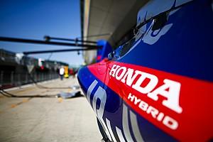 Honda quiere empezar la temporada 2019 con el tercer mejor motor