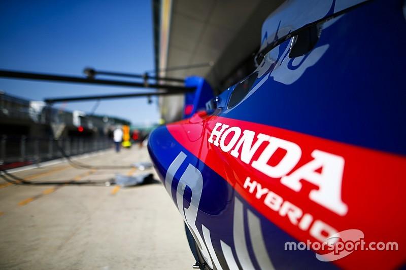 Honda wants to start 2019 with third-best engine