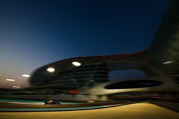 FIA Fórmula 2 Albon marca el mejor tiempo en el final de los test de F2
