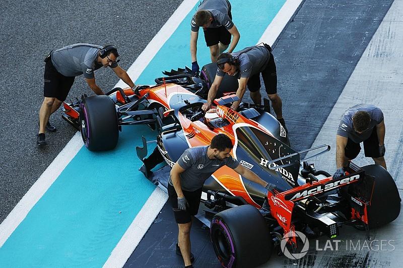 """Kétnapos """"0. teszt"""" követi a McLaren autóbemutatóját"""