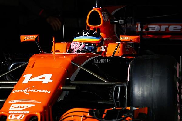 Fernando Alonso sueña con sumar puntos en Austin