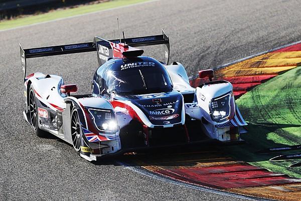 VIDEO: Tes LMP2 pertama Fernando Alonso