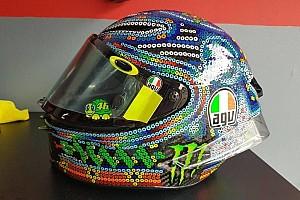 MotoGP Noticias de última hora Rossi se inspira en el arte Huichol para la pretemporada