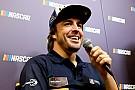 Alonso admite interés en hacer un test en NASCAR