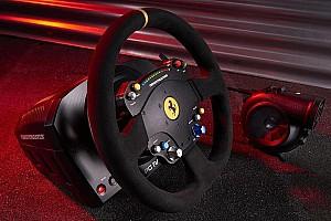 eSports Elemzés Újabb Ferrari-replika kormánnyal szimulátorozhatunk