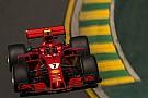 Formula 1 Raikkonen: Yapmamız gereken çok fazla iş var