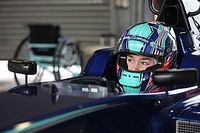 """Monger """"niet ver verwijderd"""" van zitje in Brits F3-kampioenschap"""