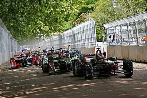 الفورمولا إي تُكمل روزنامة الموسم الحالي النهائية التي تتضمن جولة مزدوجة في لندن