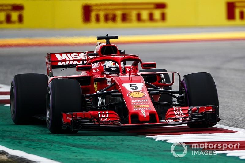 """""""Não esperávamos que fosse tão parelho"""", admite Vettel"""