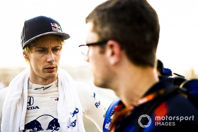 Hartley si piega ma non si spezza dopo l'addio alla Toro Rosso: