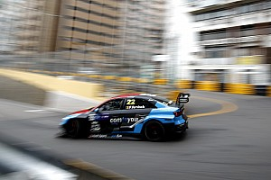 Macau WTCR: Vervisch wins, trouble for Tarquini