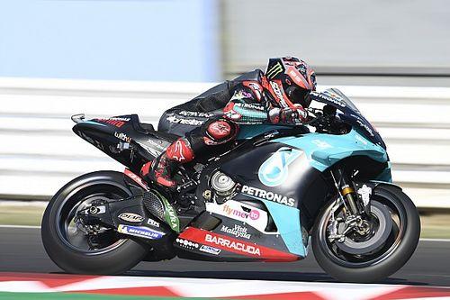 EL2 - Quartararo meilleur temps, KTM rassure autant que Suzuki inquiète