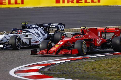 AlphaTauri también puede batir a Ferrari en 2020, cree Gasly