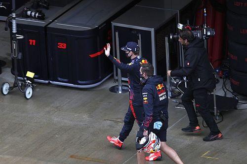 """Verstappen: """"Risk almanın anlamı yoktu"""""""