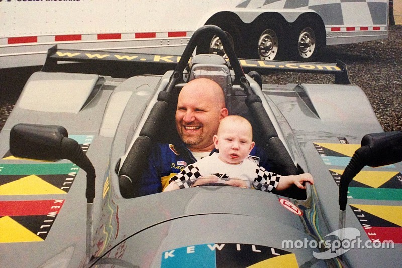 Fast and (Fury)ous: Kaz Grala honors his family's dream in NASCAR