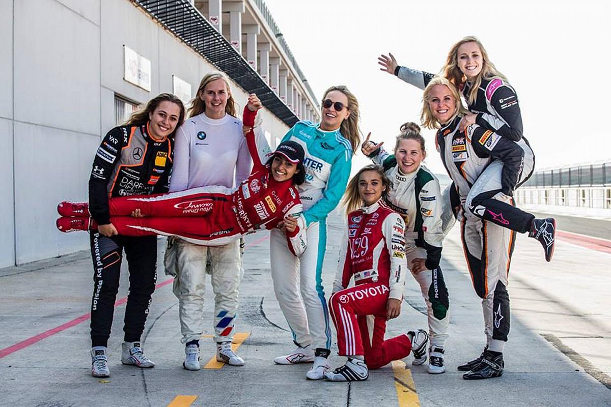 W Series révèle plus de 50 pilotes finalistes