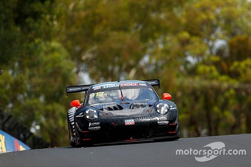 12 uur van Bathurst: Campbell pakt eerste grote zege met EBM Porsche