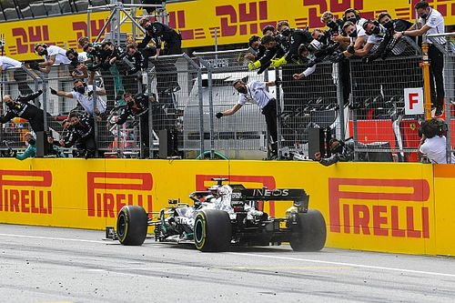 Mercedes: la superiorità è schiacciante per tutti
