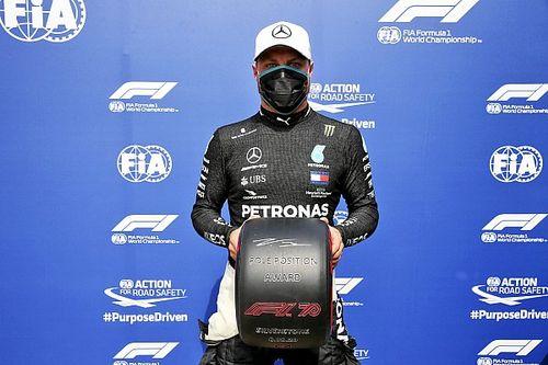Parrilla de salida GP 70 Aniversario F1
