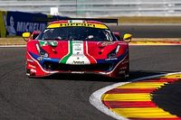 Serra replaces Rigon on Ferrari GTE Pro WEC roster